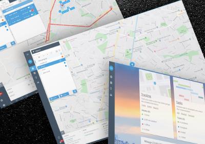 Live GPS Tracking